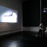 Documentation of Cosmic Tissue a video installation